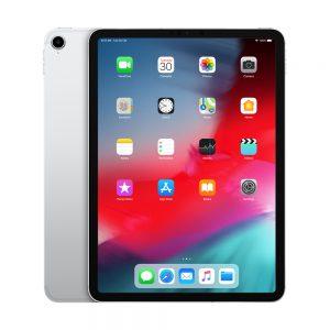 "iPad Pro 11"" Wi-Fi + Cellular 256GB, 256GB, Silver"