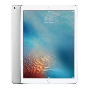 "iPad Pro 12.9"" Wi-Fi + Cellular (2nd Gen) 256GB, 256GB, Silver"