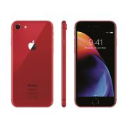 iPhone 8, 256GB, Red