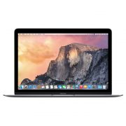 "MacBook 12"", Space Gray, Intel Core M 1.3 GHz, 8 GB RAM, 512 GB SSD"