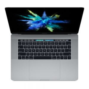 "MacBook Pro 15"" Touch Bar Late 2016 (Intel Quad-Core i7 2.7 GHz 16 GB RAM 256 GB SSD), Space Gray, Intel Quad-Core i7 2.7 GHz, 16 GB RAM, 512 GB SSD"