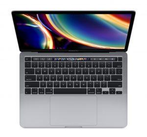 """MacBook Pro 13"""" 2TBT Mid 2020 (Intel Quad-Core i5 1.4 GHz 8 GB RAM 512 GB SSD), Space Gray, Intel Quad-Core i5 1.4 GHz, 8 GB RAM, 512 GB SSD"""