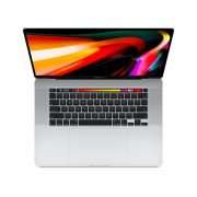 """MacBook Pro 16"""" Touch Bar Late 2019 (Intel 6-Core i7 2.6 GHz 16 GB RAM 512 GB SSD), Silver, Intel 6-Core i7 2.6 GHz, 16 GB RAM, 512 GB SSD"""