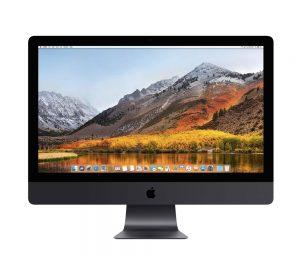 iMac Pro 2017 (Intel 18-Core Xeon W 2.3 GHz 128 GB RAM 1 TB SSD), Intel 18-Core Xeon W 2.3 GHz, 128 GB RAM, 1 TB SSD