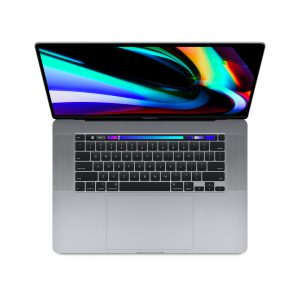 """MacBook Pro 16"""" Touch Bar Late 2019 (Intel 8-Core i9 2.4 GHz 16 GB RAM 512 GB SSD), Space Gray, Intel 8-Core i9 2.4 GHz, 16 GB RAM, 512 GB SSD"""