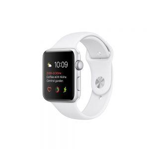 Watch Series 2 Aluminum (42mm), Silver, Grey Nike Sport Band