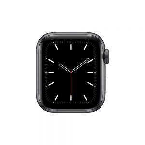 Watch Series 5 Aluminum Cellular (44mm), Space Gray