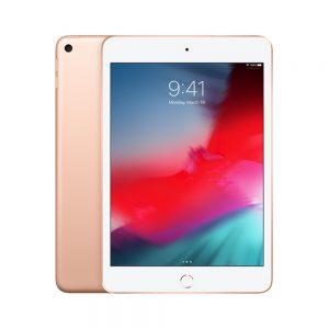 iPad mini 5 Wi-Fi + Cellular 64GB, 64GB, Gold