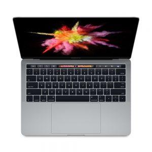 """MacBook Pro 13"""" 4TBT Mid 2017 (Intel Core i5 3.3 GHz 8 GB RAM 256 GB SSD), Space Gray, Intel Core i5 3.1 GHz, 8 GB RAM, 256 GB SSD"""
