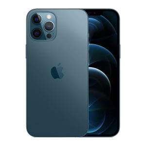iPhone 12 Pro Max 128GB, 128GB, Pacific Blue