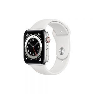 Watch Series 6 Aluminum (44mm), Blue